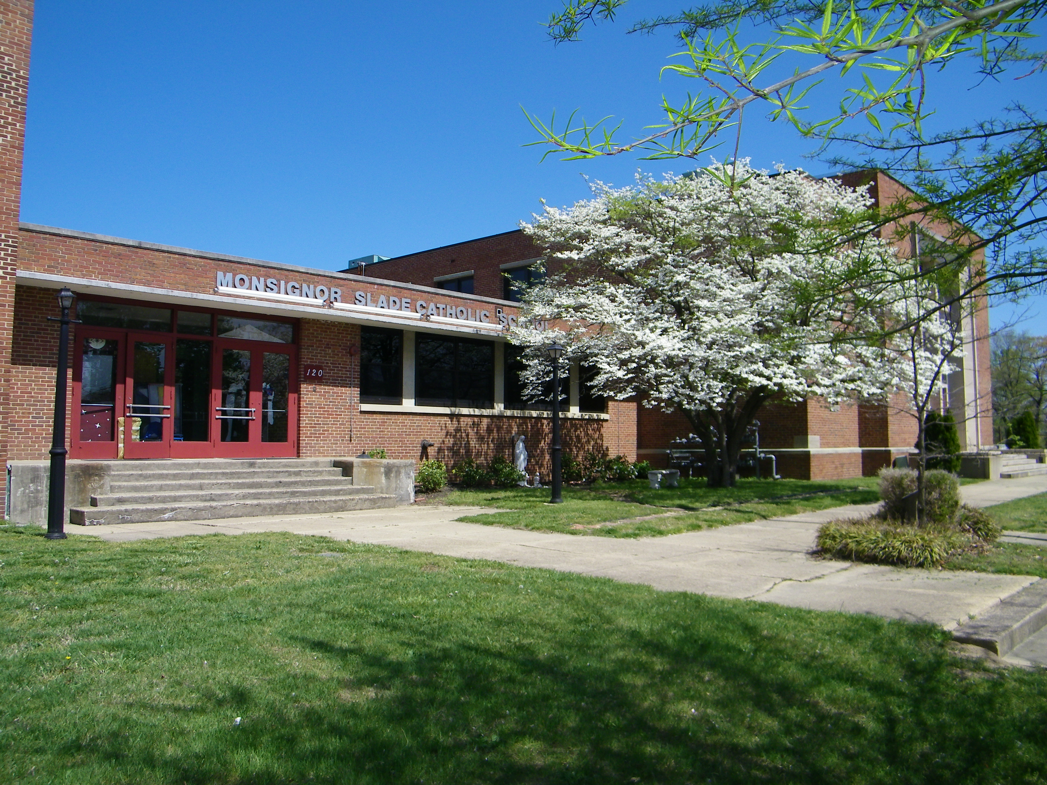 Monsignor Slade Catholic School