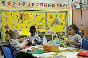 Kindergarten Seat work